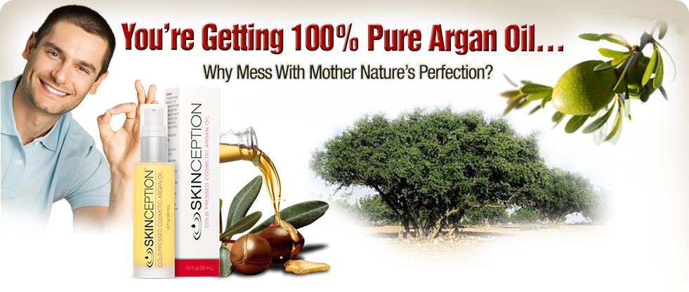 get pure argan oil